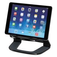 Fellowes Tablet Riser, 8 3/8 x 5 3/8 x 4 5/8, Black/Gray FEL9472501