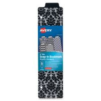 Avery&reg Tabbed Snap-In Bookmark Plastic Dividers AVE24930