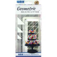 Fondant Geometric Multicutter Set 3/Pkg NOTM435767