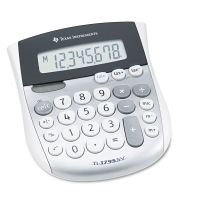 Texas Instruments TI-1795SV Minidesk Calculator, 8-Digit LCD TEXTI1795SV