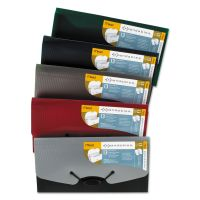 Mead Expandables 13-Pocket Expanding File, Check Size, Assorted MEA35904