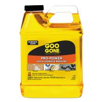 Goo Gone Pro-Power Cleaner, Citrus Scent, 1 qt Bottle WMN2112