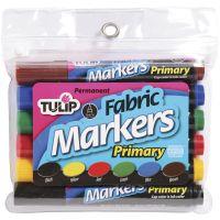 Tulip Fabric Markers 6/Pkg NOTM410308