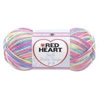 Red Heart Soft Baby Steps Yarn - Giggle NOTM476544