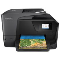 HP OfficeJet Pro 8710 All-in-One Printer, Copy/Fax/Print/Scan HEWM9L66A