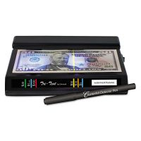 Dri-Mark Tri Test Counterfeit Bill Detector, UV with Pen, 7 x 4 x 2 1/2 DRI351TRI