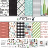 """Holiday Hustle Collection Kit 12""""X12"""" NOTM108331"""