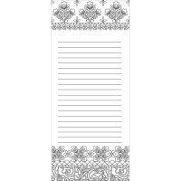 "Coloring Notepad 4""X9"" 40 Sheets NOTM374829"
