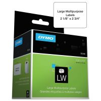 DYMO LabelWriter Multipurpose Labels, 1 x 1, White, 750 Labels/Roll DYM30332