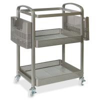 Lorell Mobile File Cart LLR45654