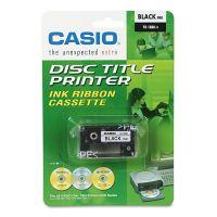 Casio TR18BK Thermal Ink Ribbon Cartridge, Black CSOTR18BK