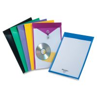 Pendaflex Viewfront Poly Envelopes PFX52888