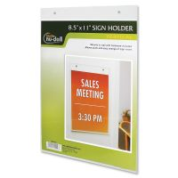 Nu-Dell Acrylic Sign Holders NUD38011