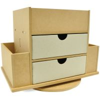 Beyond The Page MDF Craft Caddy NOTM279480