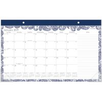 At-A-Glance Paige Monthly Desk Pad Calendar AAGD1141705