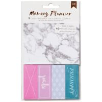 American Crafts Memory Planner Sticky Note Pack NOTM098535