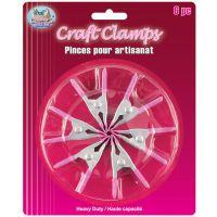 Craft Clamps 6/Pkg NOTM206930