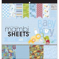 MAMBI Specialty Cardstock Pad   NOTM012473