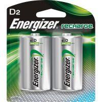 Energizer e2 Rechargeable D Batteries IGRMT50842