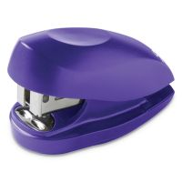 Swingline TOT Mini Stapler, 12-Sheet Capacity, Purple SWI79173