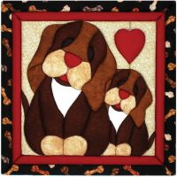 Puppy Love Quilt Magic Kit NOTM464461