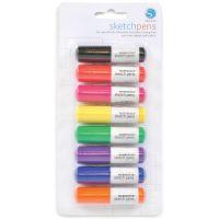 Silhouette Sketch Pens 8/Pkg NOTM349163