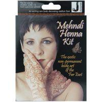 Jacquard Mehndi Henna Kit NOTM445133