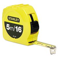 """Stanley Tools Tape Measure, 3/4"""" x 16ft BOS30496"""