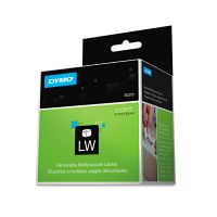 DYMO LabelWriter Multipurpose Labels, 2 x 2 5/16, White, 250 Labels/Roll DYM30370