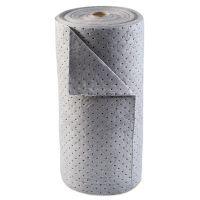 Anchor Brand Universal Sorbent-Pad Roll, 30w x 120ft, Gray ANRABBRU120