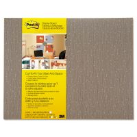 Post-it Cut-to-Fit Display Board, 18 x 23, Mocha, Frameless MMM558FMCH