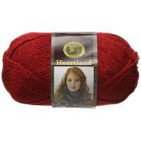 Lion Brand Heartland Yarn - Redwood NOTM062231