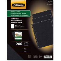 Fellowes Linen Presentation Binding Covers  FEL5217001