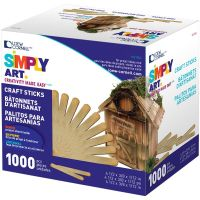 Simply Art Wood Craft Sticks NOTM426945