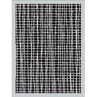 """Darkroom Door Stencil 4.5""""X6"""" NOTM078010"""