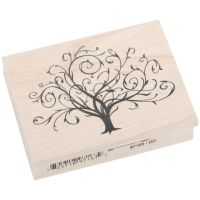 "Inkadinkado Mounted Rubber Stamp 2.25""X3"" NOTM385521"