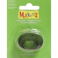 Makin's Clay Cutters 3/Pkg NOTM156468