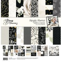 "Simple Stories Collection Kit 12""X12"" NOTM353977"