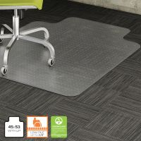 Lorell Low Pile Chair Mat LLR82820