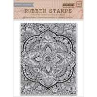 Basic Grey Spice Market Cling Stamps By Hero Arts NOTM394641