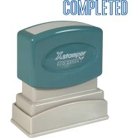 Xstamper COMPLETED Title Stamp XST1026