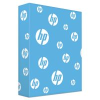 HP Premium Choice LaserJet Paper, 98 Brightness, 32 lb, 8 1/2 x 11, White, 500 Sheets/Ream HEW113100
