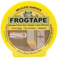 Yellow Frog Delicate Multisurface Masking Tape   NOTM155691