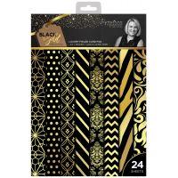 Sara Davies Signature Luxury Cardstock Pad A4 24/Pkg NOTM322038