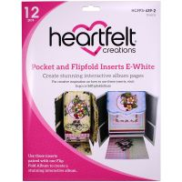 Heartfelt Creations Pocket & Flipfold Inserts NOTM245348