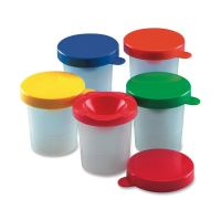 Paint Cups & Trays