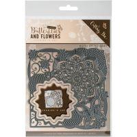 Find It Jeanine's Art Classic Butterflies & Flowers Die NOTM321779