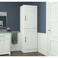 Bestar Edge by Bestar 2-Door Storage Unit in White BESBES7016317
