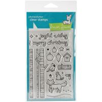 """Lawn Fawn Clear Stamps 4""""X6"""" NOTM138580"""