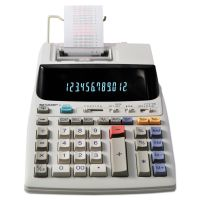 Sharp EL-1801V Two-Color Printing Calculator, Black/Red Print, 2.1 Lines/Sec SHREL1801V